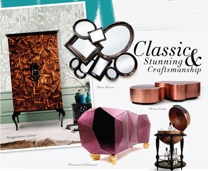 Be Rendered To Symphony, An Elegant And Timeless Cabinet Which Seems To  Spread A Vibrating Aura Through Each Golden Tube. And If Gold Is Girls Best  Friend, ...