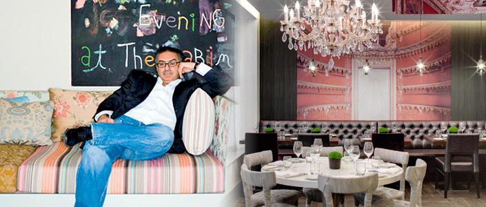 Exclusive Interview Rabih Hage Interior Design Giants