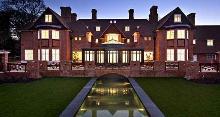 Interior design giants archive most expensive mansions for Mansions around the world