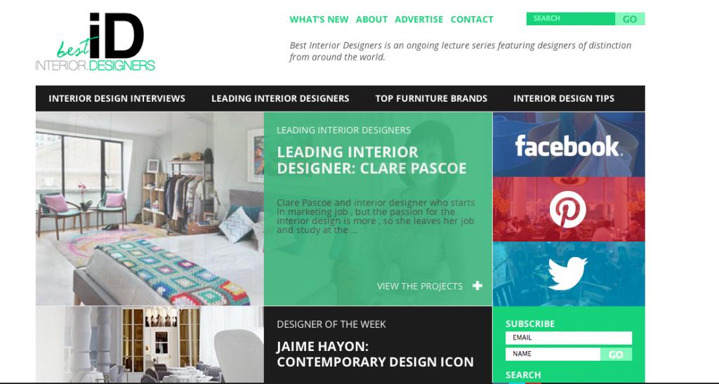 Leading Interior Designers | Best Interior Designers