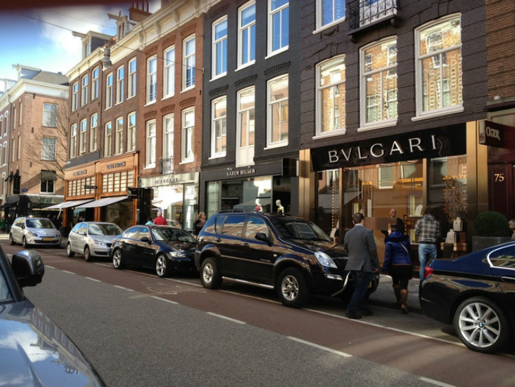 Top Luxury Shopping Streets In The World Interior Design