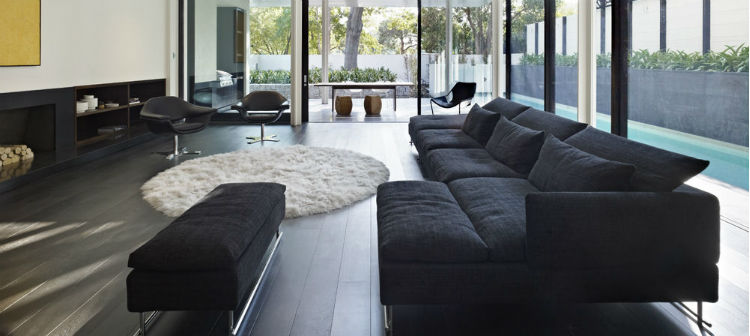 Rugs trends- round and colorful