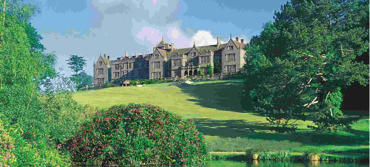 Bovey Castle hotel in Devon