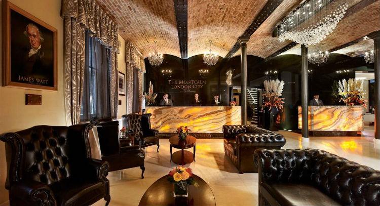 Ramesh Arora The Montcalm Luxury Hotels