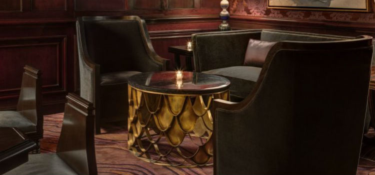 Is a cocktail table imperative in luxury hotels design