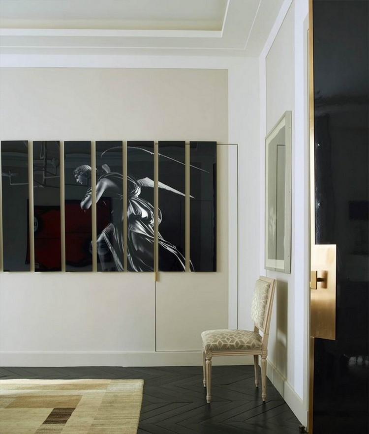 The best room decoration for your apartment in Paris dining room