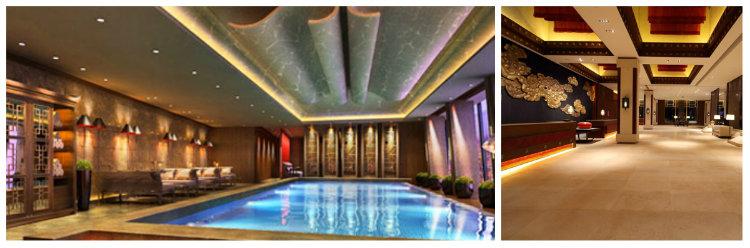 Chi Spa & Pool Shangri-La Lhasa Tibet by LTW Designworks_