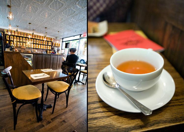 Top 8 tea-houses and tea cafes_Bosie Tea Parlor