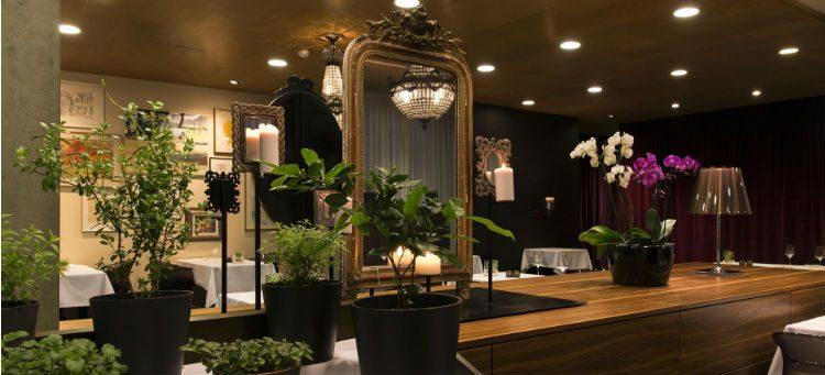 luxury restaurants in basel