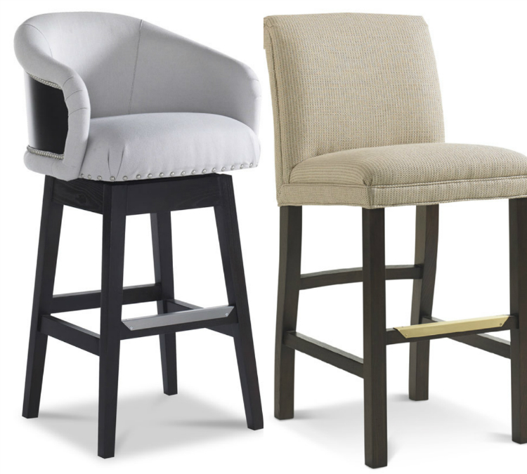 6 MOST LUXURIOUS BAR STOOLS BRANDS AT HIGH POINT MARKET_Michael Thomas Furniture.