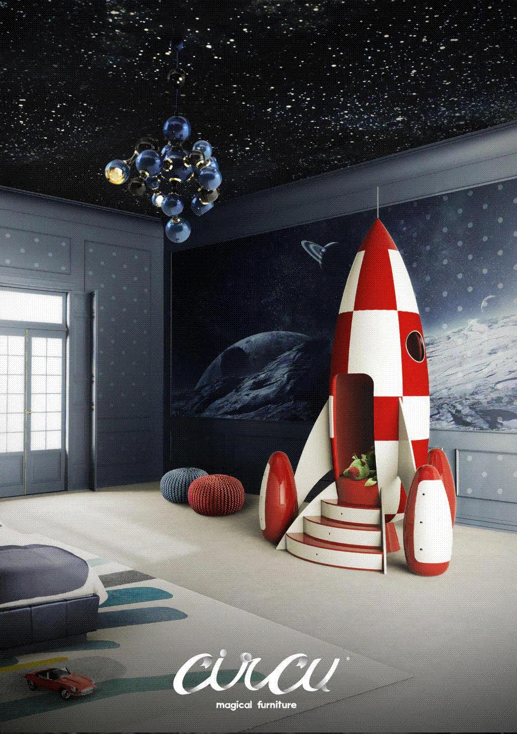 Top luxury brands at Isaloni 2015_Circu magical for children