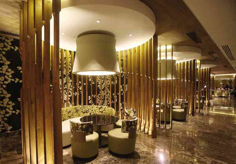 Hotel interior the nobu in manila opened by
