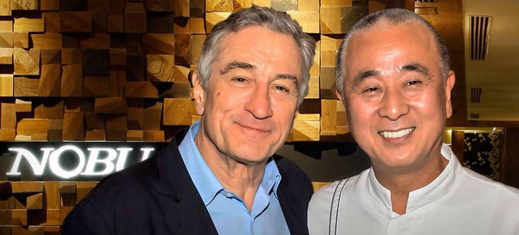 Hotel Interior The Nobu in Manila opened by Nobu Matsuhisa, Robert De Niro and Meir Teper