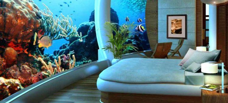 10 Crazy Bedroom Design Ideias for a Summer House 4.