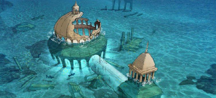 Underwater Architecture_Underwater TV studio will become aquarium after 2022 World Cup.