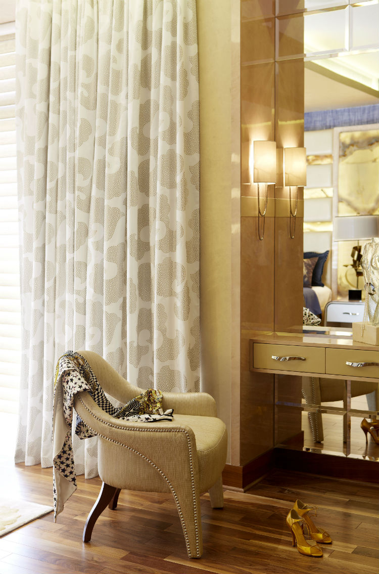 Luxurious Emirates Hills in Dubai by Nikki B Interiors