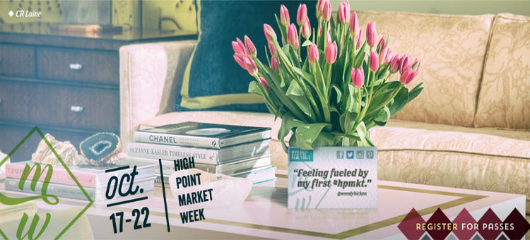 Fall High Point Market: More than 340 exhibitors at the Word's Home for Home Furnishings