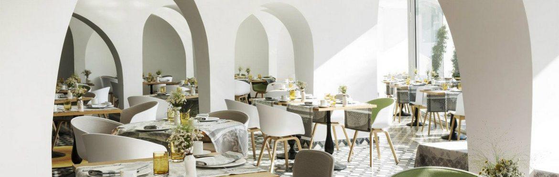 Marcel Wanders Grand Portals Nous 5 Star Hotel Inauguration