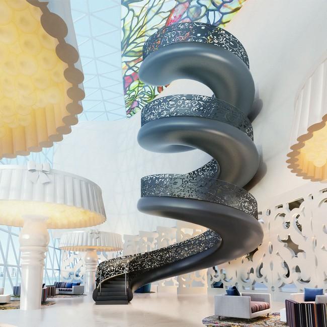 Marcel Wanders: Mondrian Doha 5-Star Hotel Inauguration