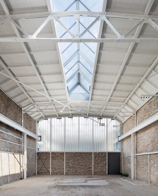 New Creative Studios Complex by Bryan Adams and Feilden Clegg Bradley (1)