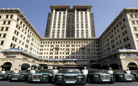 Giants in Interior Design - Hong Kong's Own Peninsula Hotel