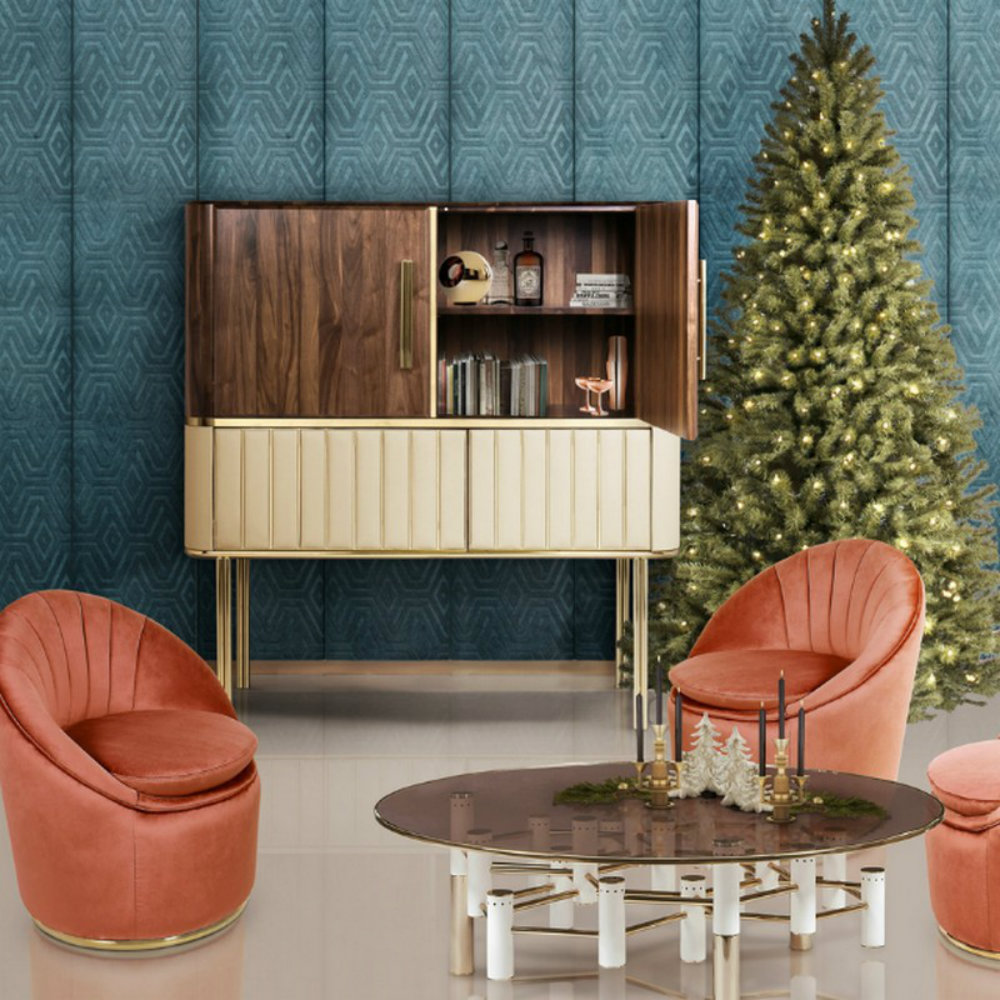 5 Unique ChristmasDecorating Ideas For Your Living Room