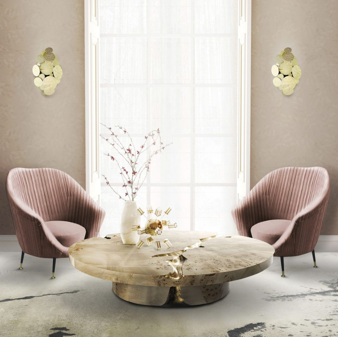 5 Stylish Coffee Tables For YourLiving room