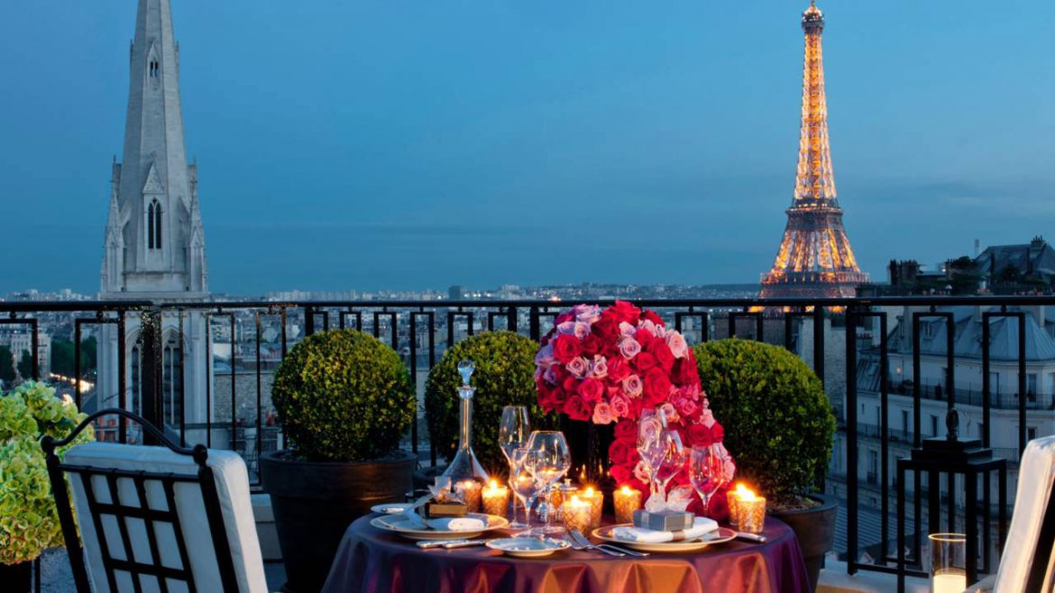 City Guide: The Most Luxurious Hotels In Paris