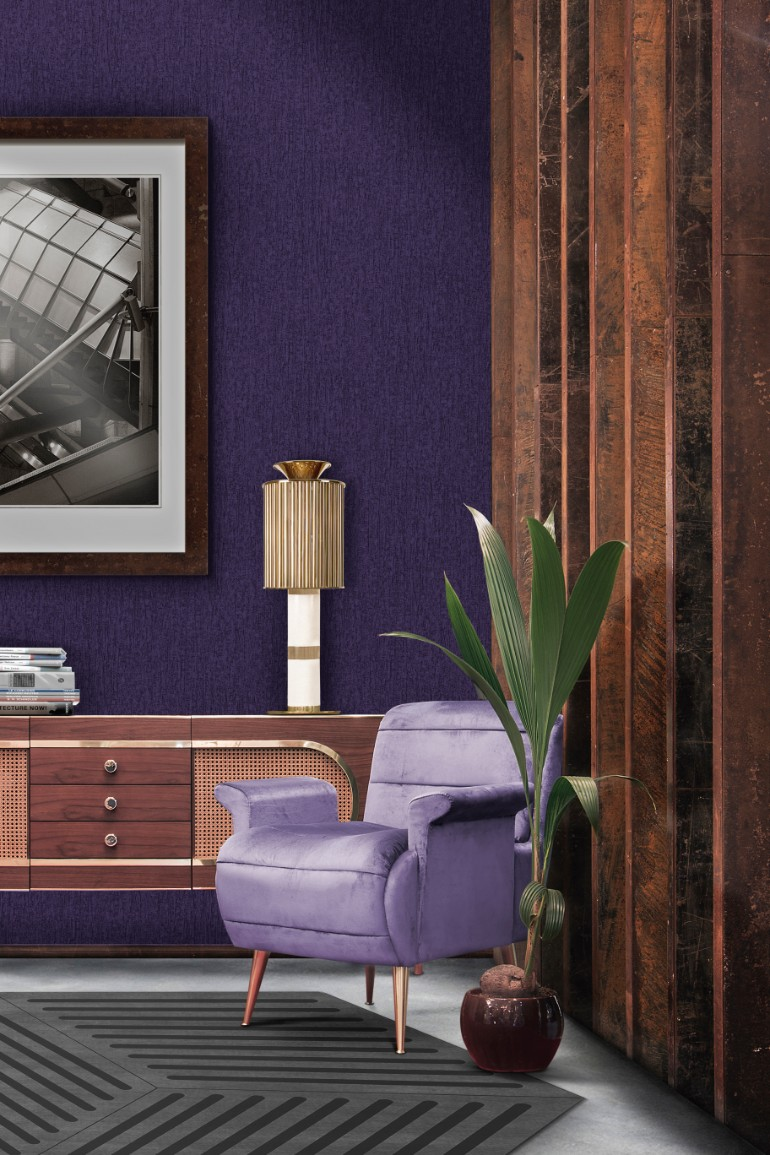 Learn How To Stylish Your Mid-Century Living Room