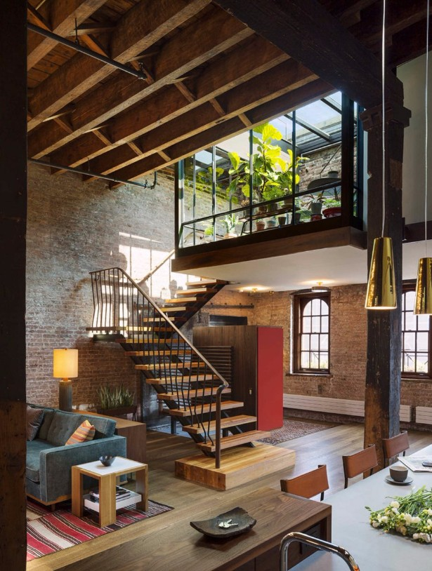 NYC Guide: 5 Amazing New York Industrial Lofts