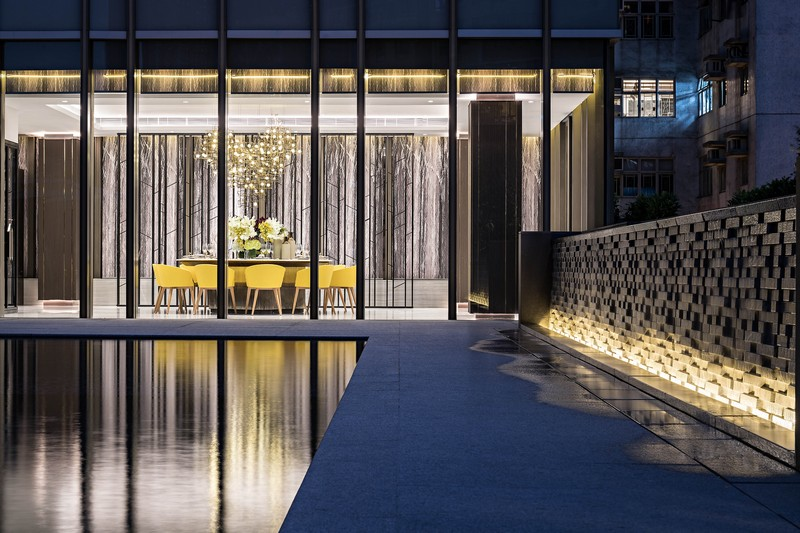 Presenting Ptang Studio And Their Contemporary Design Project In Shatin
