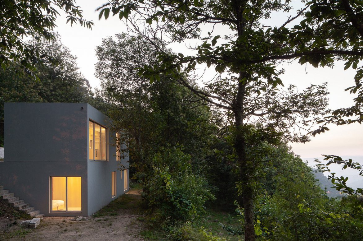 The Amazing Pablo Pita's Geometric Forja House