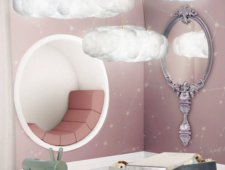 Innovative lightning to sparkle your home decoration