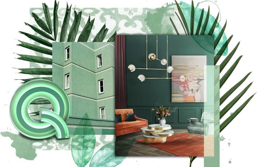Interior Design: 2019 Color Trends