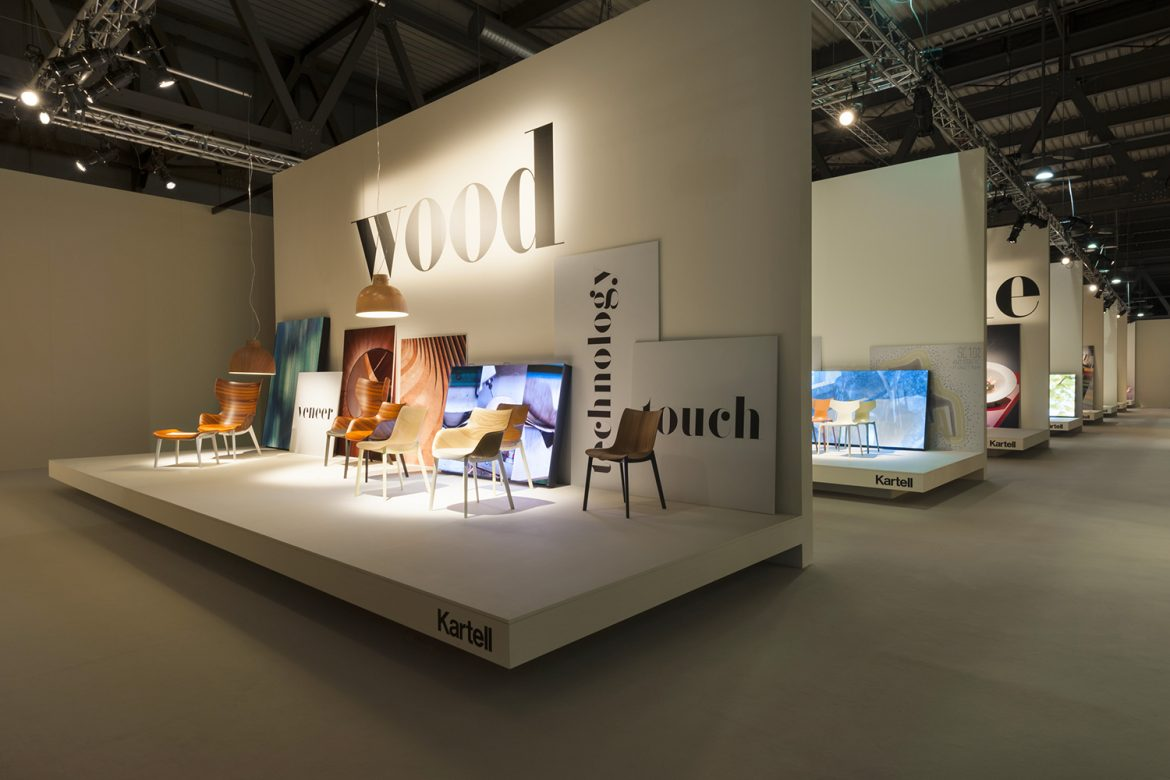 Kartell At Stockholm Furniture & Light Fair 2019