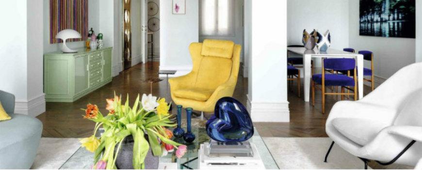 Inside Interior Designer Ricardo de la Torre's luxurious apartment