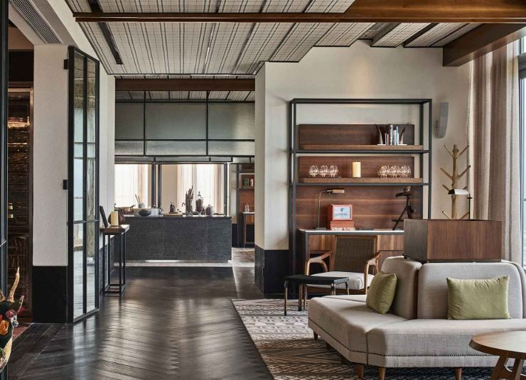 Rosewood Sanya's Contemporary Design by AB Concept