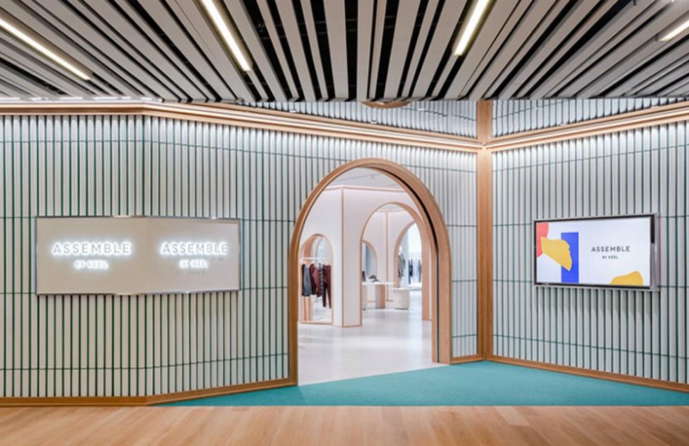Kokaistudios Italian Design in Shangai