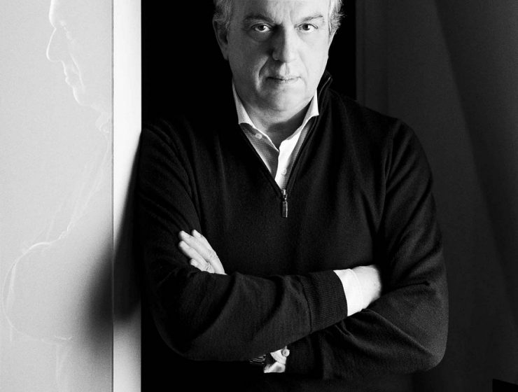 Interview with Italian Interior Designer Marco Piva
